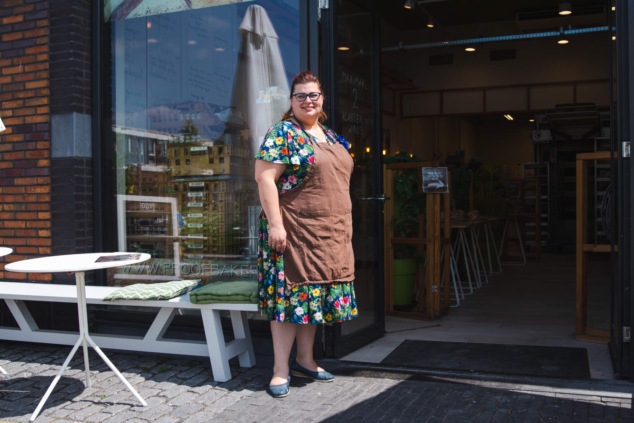 welkom in de bakkerij van Vicky Littlejohn