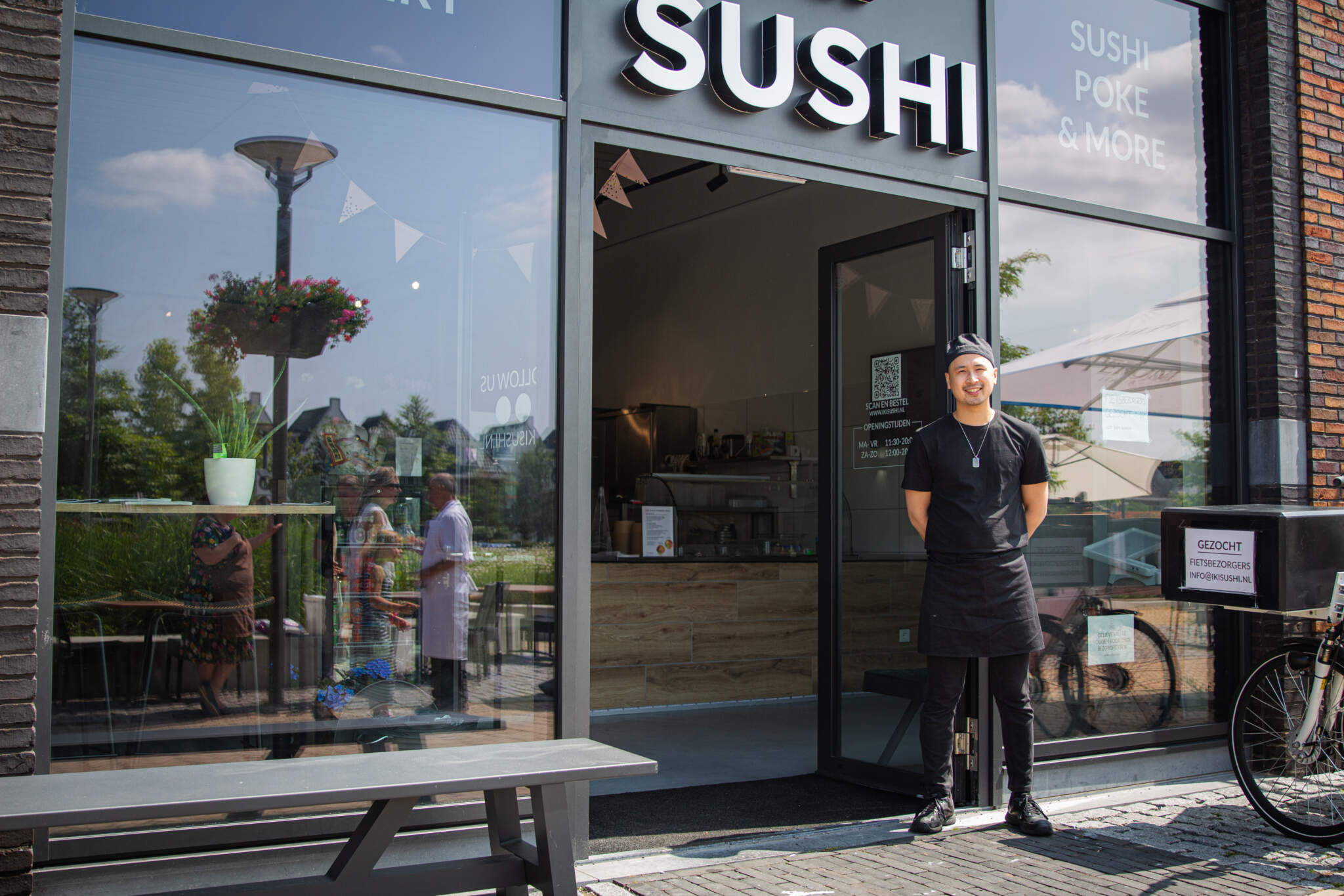 Sushizaak Iki Sushi