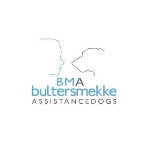 Bultersmekke Assistancedogs Logo