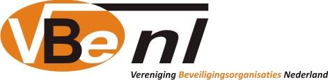 Logo vereniging beveilingsmedewerkers nederland